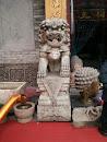 古玩城狮麒麟