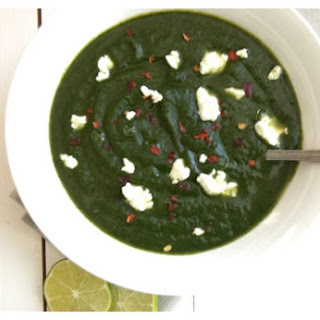 Spinach And Potato Soup