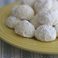 Gluten-Free Tuesday: Lemon Cookies