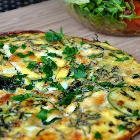 Broccolini and Potato Frittata Recept | Yummly