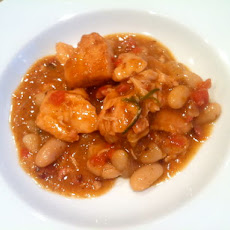 Chicken and White Bean Stew with Rosemary