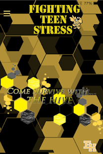 The Hive- Fighting Teen Stress - screenshot