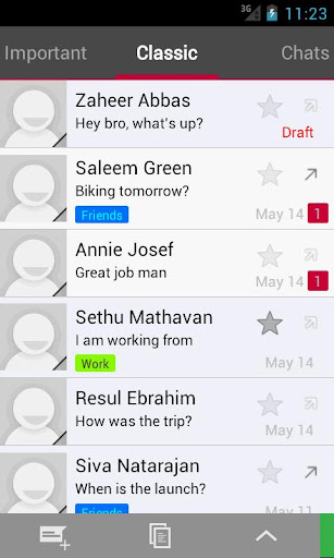 Smart Inbox - Chat SMS