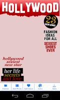 Screenshot of Funny Magazine Camera