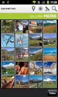 Screenshot of San Martino Travel Guide