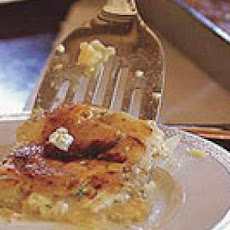 Apple-Potato Gratin