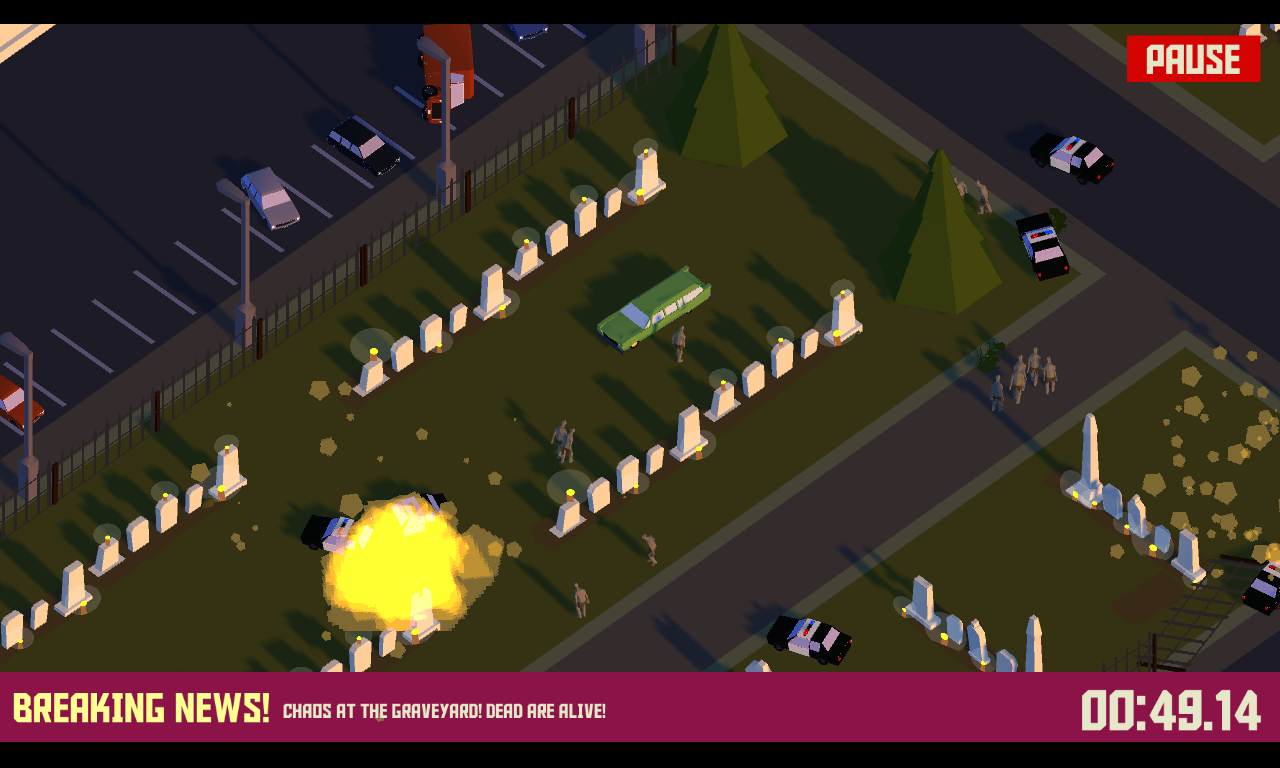 Pako - Car Chase Simulator Screenshot 3