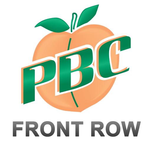 Peach Belt Front Row