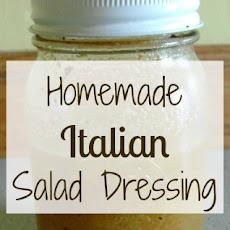 More Healthy Salad Dressing Recipes! Italian and Thousand Island