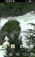 Screenshot of Waterfall Live Wallpaper