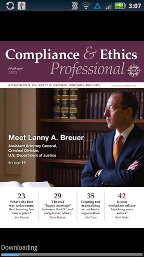 SCCE Compliance Magazine