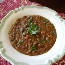 Brown Bean Chowder