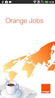 Screenshot of Orange Jobs