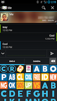 Screenshot of Fusion Messenger
