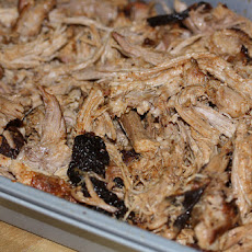 Shredded Pork (Pulled Pork) BBQ