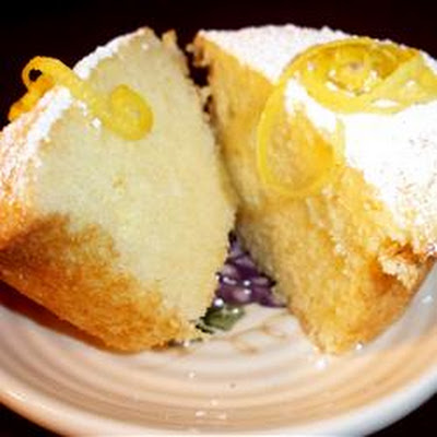 Greek Lemon Cake