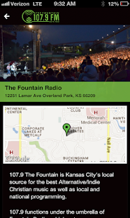 107.9 The Fountain - screenshot