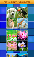 Screenshot of Slide Puzzle Pro - Kid game