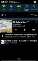 Screenshot of NicePlayer music player