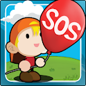 SOS Balloon icon
