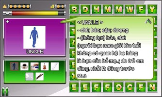 Screenshot of Words Puzzle (Đố Chữ)