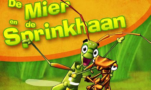De Mier en de Sprinkhaan