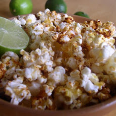 Popcorn With Lime and Chili