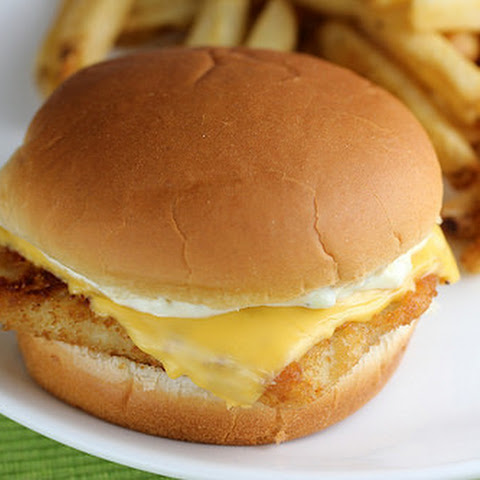 Fried Fish Sandwiches With Creamy Slaw And Tartar Sauce Recipes ...