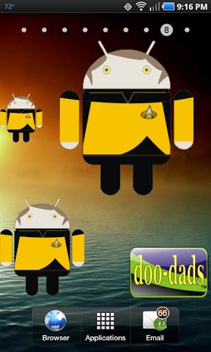 Droid Data doo-dad