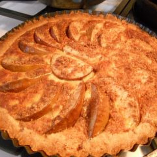 New England Pear Harvest Tart