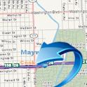 MapBack II v2 icon