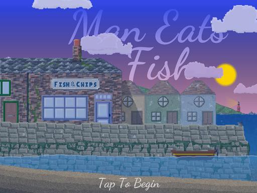 Man Eats Fish - screenshot