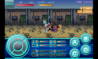 Screenshot of ARPG CODE:ケルベロス - KEMCO
