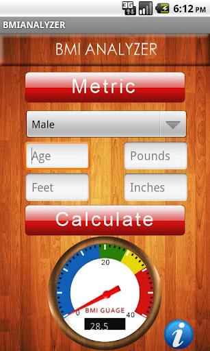 BMI Analyzer
