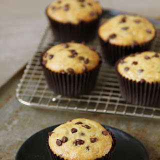 Chocolate Chip Banana Muffins With Buttermilk Recipes