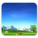 Landscape Blue Sky HD icon