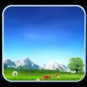 Landscape Blue Sky HD icon