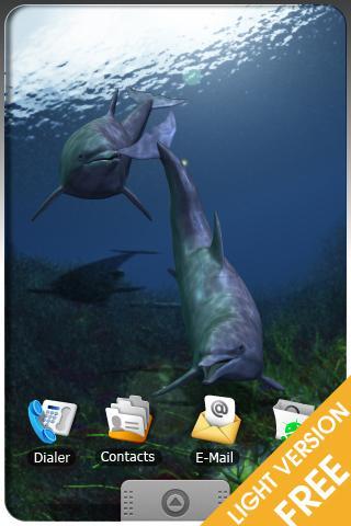 【免費娛樂App】海豚免費直播壁紙-APP點子