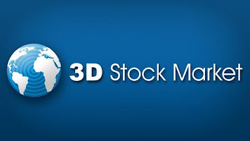 Screenshot of 3D Stock Market