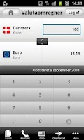 Screenshot of Mobilbanken