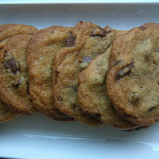 Sea Salt Chocolate Chip Cookie
