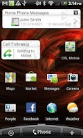 Screenshot of CenturyLink Mobile