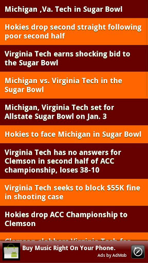 Virginia Tech Hokie News
