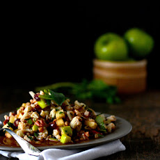 Cauliflower and Apple Salad