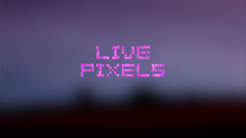 Screenshot of Live Pixels