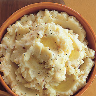 Chipotle-White Cheddar Mashed Potatoes