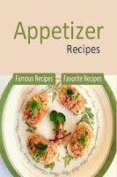 Screenshot of Appetizer Recipes
