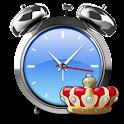 Premium heure de l'alarme icon