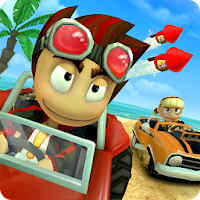 Beach Buggy Racing For PC (Windows And Mac)