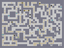 Thumbnail of the map 'The *Near* impossible maze'